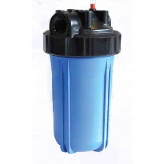 """Корпус фильтра AQF-10-B-12 (10""""  синий 1/2"""" и 3/4"""") Колбы фильтров 20"""", 10""""  и SL"""