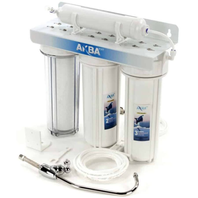 Бытовые фильтры очистки воды