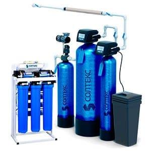 Системы очистки воды для коттеджей фильтры для воды