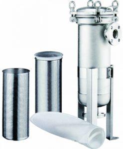 фильтр мешочного типа BFH-02