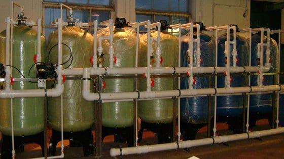 Очистка воды от органики Системы очистки воды в коттедж или квартиру