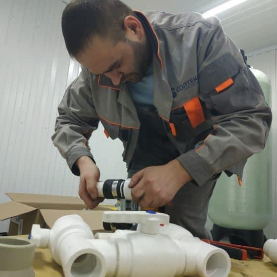 2019-01-27 15-24-36 Обслуживание и ремонт систем очистки воды
