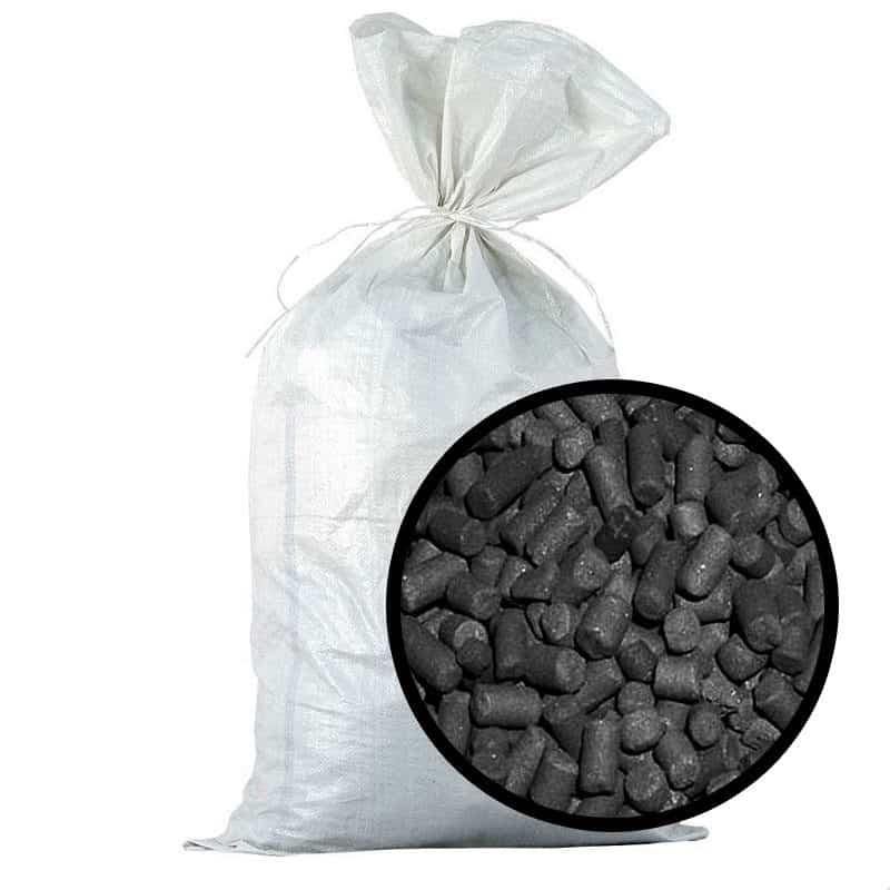 Песок, гравий и уголь для фильтров